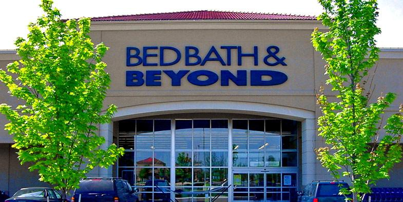 Bed Bath and Beyond Channel Sign